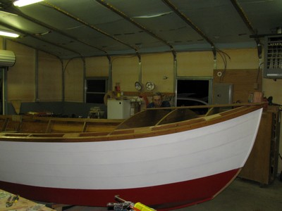 Boat Construction